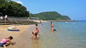 子供と行きたい!この夏おすすめの熊本の海水浴場7選