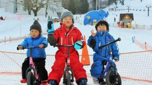 子供と行くなら!新潟でキッズパークのあるスキー場おすすめ10選