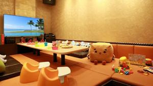 キッズスペース&お子様ランチ♪子連れで行きたい新宿のお店15選!