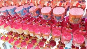 100均ダイソーのバレンタインチョコのカップや型がかわいい!